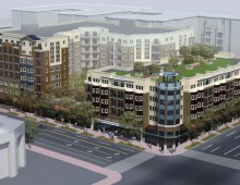 Ballard Denny's Site <br><br> Multifamily Land Sale for 287 Apartments