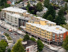 Financed and Sold<br><br>Prescott Wallingford Apartments <br><br>154 Units in Seattle's Wallingford Neighborhood