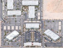Centra Point<br><br>7 Building, 370,000 square foot office park in Las Vegas