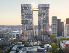 Debt Placement<br><br>Frye Luxury Residential Towers